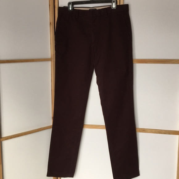 lower price with first rate purchase original Banana Republic Men's Fulton Skinny Chino Pants! NWT